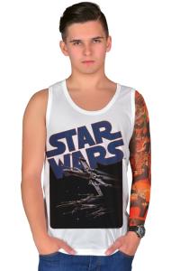 Футболка Star Wars винтаж классик | Star Wars vintage classic