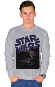 Свитшот Star Wars винтаж классик | Star Wars vintage classic