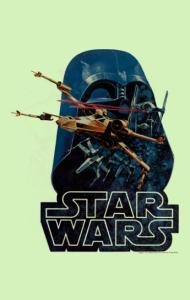 Постер Дарт Вейдер Винтаж |Darth Vader Vintage