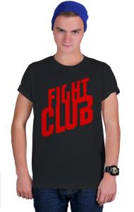 Футболка Бойцовский Клуб Лого | Fight Club Logo