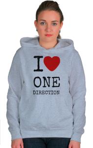 Худи Я Люблю Ван Дирекшн | I Love One Direction