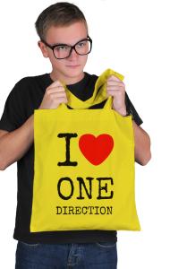 Сумка Я Люблю Ван Дирекшн | I Love One Direction