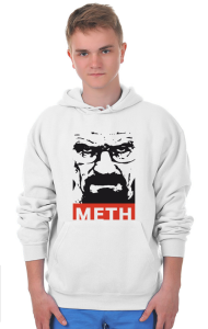 Худи Хайзенберг Мет | Heisenberg Meth Breaking Bad