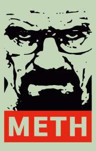 Постер Хайзенберг Мет | Heisenberg Meth Breaking Bad