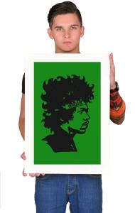 Постер Джими Хендрикс | Jimi Hendrix