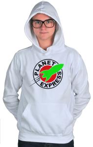 Худи Межпланетный Экспресс | Planet Express