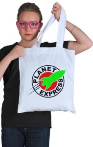 Сумка Межпланетный Экспресс | Planet Express