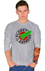Свитшот Межпланетный Экспресс | Planet Express