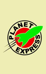 Постер Межпланетный Экспресс | Planet Express