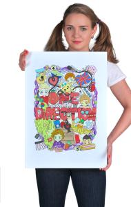 Постер Ван Дирекшен фан | 1D fans