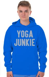 Худи Йога - зависимый | Yoga Junkie