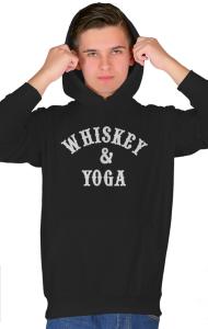 Худи Йога и Виски | Whiskey & Yoga