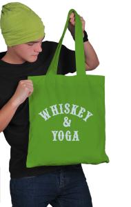 Сумка Йога и Виски | Whiskey & Yoga