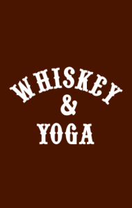 Постер Йога и Виски | Whiskey & Yoga