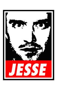 Постер Пинкман Джесси | Pinkman Jesse