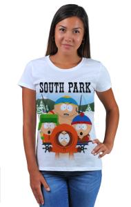 Футболка Южный Парк | South Park