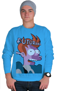Свитшот Фрай Футурама | Fry Futurama