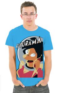 Футболка Эми Вонг Футурама | Amy Wong Futurama