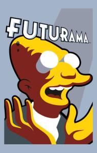 Постер  Фарнсворт Футурама | Farnsworth Futurama