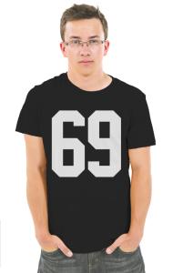Футболка 69 | 69