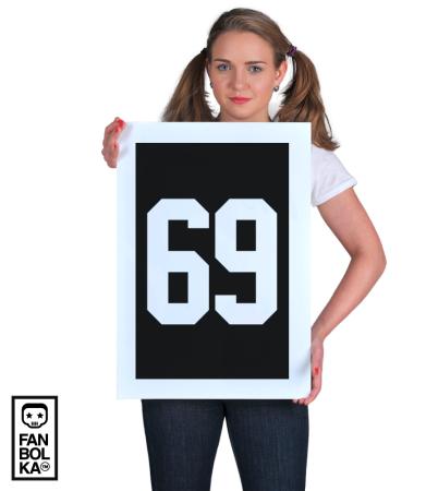 Постер 69   69