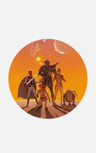 Постер Стар Варс | Star Wars