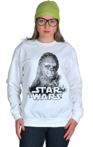 Свитшот Чубакка | Chewbacca