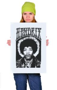 Постер Хендрикс | Hendrix