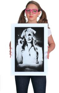 Постер Элли Драйвер | Elle Driver