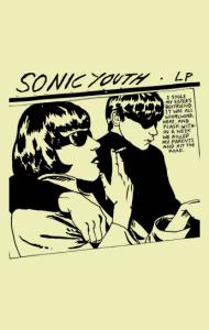 Постер Соник Юс ЛП | Sonic Youth LP