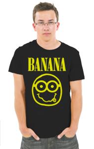 Футболка Миньон Банана | Minion Banana