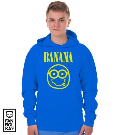 Худи Миньон Банана   Minion Banana