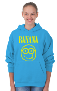 Худи Миньон Банана | Minion Banana