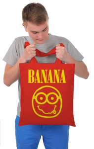 Сумка Миньон Банана | Minion Banana