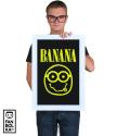 Постер Миньон Банана
