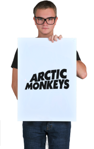 Постер Арктик Манкис Лого | Arctic Monkeys