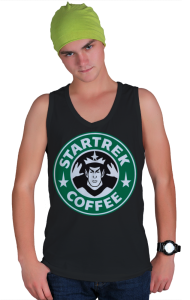 Футболка Стартрек Кофе | Startrack Coffee