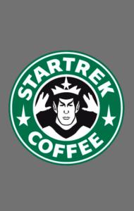 Постер Стартрек Кофе | Startrack Coffee