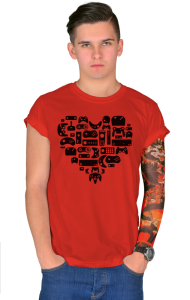 Футболка Сердце Геймера | The Hearts Of Gamers