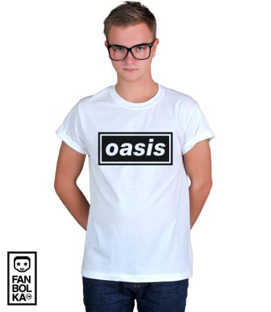 Футболка Оазис | Oasis