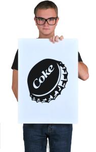 Постер Кокс | Coke