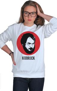 Свитшот Кубрик Стэнли   Stanley Kubrick