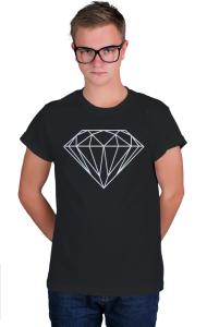 Футболка Алмаз олдскул | Diamond Oldschool