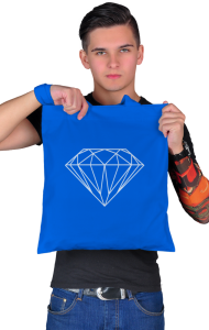 Сумка Алмаз олдскул | Diamond Oldschool