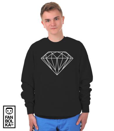 Свитшот Алмаз олдскул | Diamond Oldschool