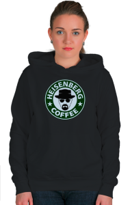 Худи Хайзенберг Кофе | Heisenberg Coffee