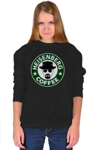 Свитшот Хайзенберг Кофе | Heisenberg Coffee