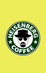 Постер Хайзенберг Кофе | Heisenberg Coffee