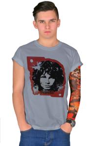 Футболка Джим Моррисон   Jim Morrison street art