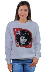 Свитшот Джим Моррисон | Jim Morrison street art